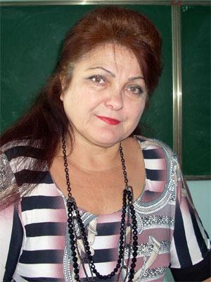 Монастырская Валентина Николаевна