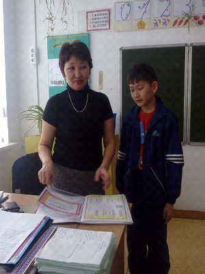 Мукашева Шынара Даутовна