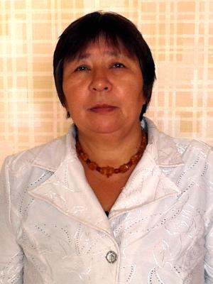 Шайхыгалиева Бигайша Сагадатовна