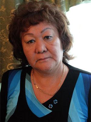 Токушева Тарбия Сарыбаевна