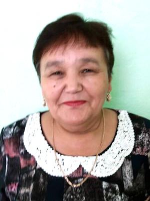 Валеева Раушан Кенжебаевна | Портфолио учителя