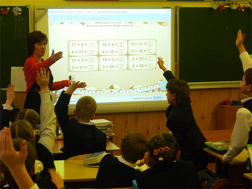 Процесс воспитания творческой активности подростков через  внеклассную работу